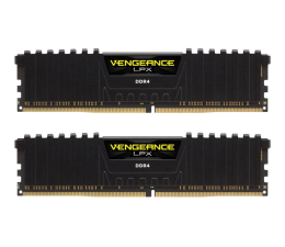 Pamięć RAM DDR4 Corsair 16GB 2133MHz Vengeance LPX Black CL13 (2x8GB)