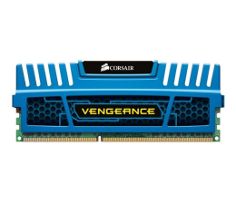 Pamięć RAM DDR3 Corsair 4GB 1600MHz Vengeance Blue CL9