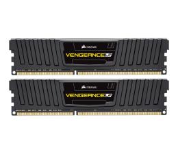 Pamięć RAM DDR3 Corsair 8GB 1600MHz Vengeance LP Black CL9 (2x4GB)