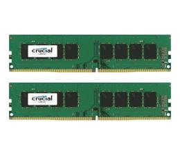Pamięć RAM DDR4 Crucial 8GB 2400MHz CL17 (2x4GB)