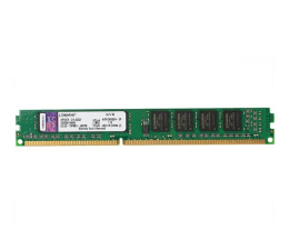 Pamięć RAM DDR3 Kingston 4GB (1x4GB) 1333MHz CL9
