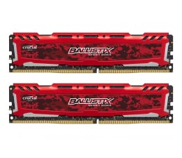 Crucial 16GB 3000MHz Ballistix Sport LT RED CL15 (2x8GB)