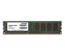 Pamięć RAM DDR3 Patriot 8GB 1600MHz Signature CL11