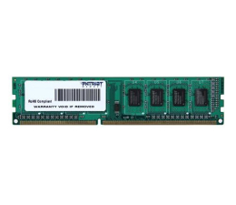Pamięć RAM DDR3 Patriot 4GB 1600MHz Signature CL11