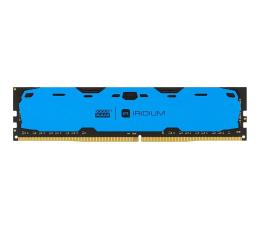 Pamięć RAM DDR4 GOODRAM 8GB 2400MHz IRIDIUM Blue CL15
