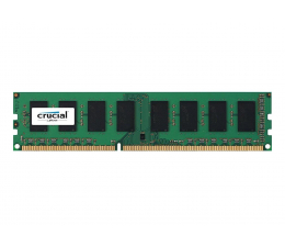Pamięć RAM DDR3 Crucial 4GB 1600MHz CL11 Low Voltage