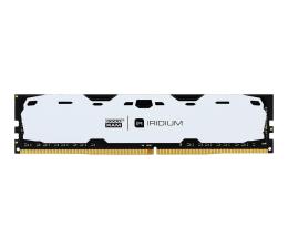 Pamięć RAM DDR4 GOODRAM 16GB (2x8GB) 2400MHz CL15 IRIDIUM White