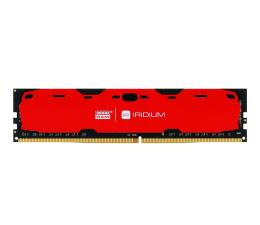 Pamięć RAM DDR4 GOODRAM 8GB 2400MHz IRIDIUM Red CL15 (2x4GB)