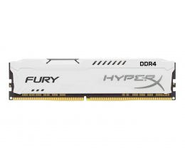 Pamięć RAM DDR4 HyperX 16GB 2666MHz HyperX FURY White CL16
