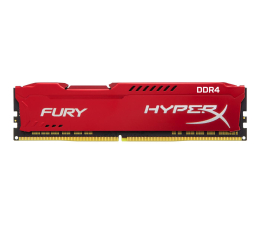 Pamięć RAM DDR4 HyperX 8GB 2400MHz HyperX FURY Red CL15