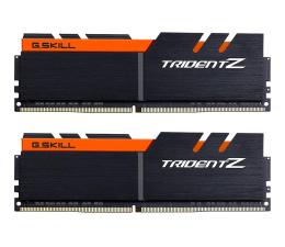Pamięć RAM DDR4 G.SKILL 32GB (2x16GB) 3200MHz CL16  Trident Z Black