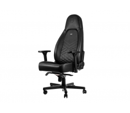 Fotel gamingowy noblechairs ICON Gaming (Czarno-Biały)
