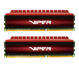Pamięć RAM DDR4 Patriot 16GB (2x8GB) 3400MHz CL16 Viper 4