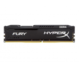 Pamięć RAM DDR4 HyperX 16GB 2666MHz HyperX FURY Black CL16