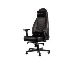Fotel gamingowy noblechairs ICON Gaming Skórzany (Czarny)