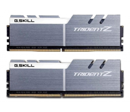 Pamięć RAM DDR4 G.SKILL 16GB (2x8GB) 3200MHz CL16 Trident Z Gray