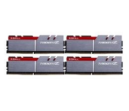 Pamięć RAM DDR4 G.SKILL 32GB 3200MHz Trident Z CL16 (4x8GB)