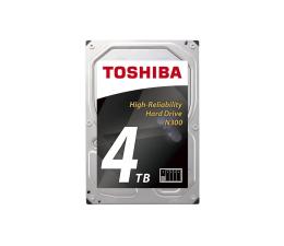 Dysk HDD Toshiba 4TB 7200obr. 128MB N300 NAS