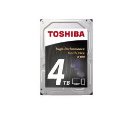 Dysk HDD Toshiba 4TB 7200obr. 128MB X300 OEM