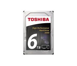 Dysk HDD Toshiba 6TB 7200obr. 128MB X300