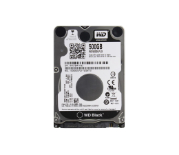 Dysk HDD WD BLACK 500GB 7200obr. 32MB