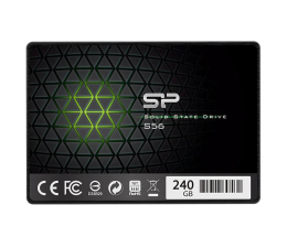 "Dysk SSD  Silicon Power 240GB 2,5"" SATA SSD S56"