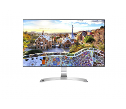 "Monitor LED 27"" LG 27MP89HM-S"