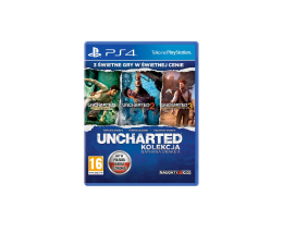 Gra na PlayStation 4 Sony Uncharted: The Nathan Drake Collection
