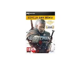Gra na PC CD Projekt RED Wiedźmin 3 Edycja Gry Roku GOTY