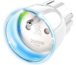 Gniazdo Smart Plug Fibaro Wall Plug E z miernikiem energii (Z-Wave)