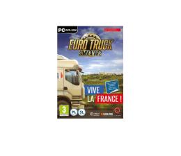 Gra na PC PC Euro Truck Simulator 2: Vive La France