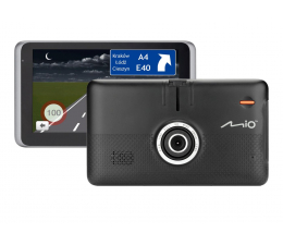 Nawigacja samochodowa Mio MiVue Drive 65 Truck EU + wideorejestrator