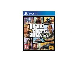 Gra na PlayStation 4 PlayStation Grand Theft Auto V (GTA V)
