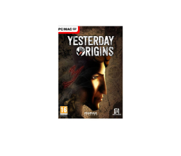 Gra na PC PC YESTERDAY ORIGINS