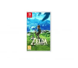 Gra na Switch Nintendo The Legend of Zelda: Breath of the Wild