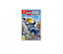 Gra na Switch Switch LEGO City: Undercover