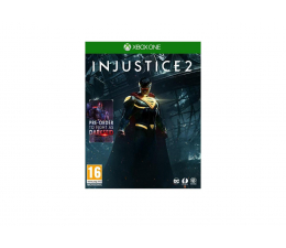 Gra na Xbox One Xbox Injustice 2