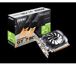 Karta graficzna NVIDIA MSI GeForce GT730 OC V1 2GB GDDR3