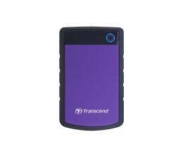 Dysk zewnetrzny/przenośny Transcend StoreJet 25 H3P 2TB USB 3.0