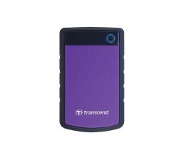 Dysk zewnetrzny/przenośny Transcend StoreJet 25 H3P 1TB USB 3.0