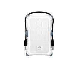 Dysk zewnętrzny HDD Silicon Power Armor A30 1TB USB 3.0 Biały