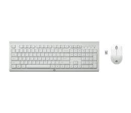 Zestaw klawiatura i mysz HP C2710 Combo Keyboard (biały)