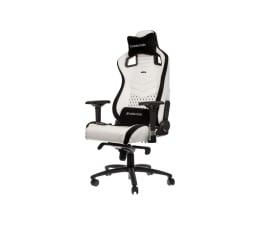 Fotel gamingowy noblechairs EPIC Gaming (Biało-Czarny)
