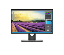"Monitor LED 24"" Dell U2518D czarny HDR"