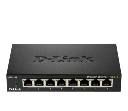 Switch D-Link 8p DGS-108 (8x10/100/1000Mbit)