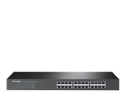 Switch TP-Link 24p TL-SF1024 Rack (24x10/100Mbit)