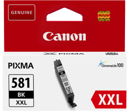 Tusz do drukarki Canon CLI-581BK XXL Black 4590 str.