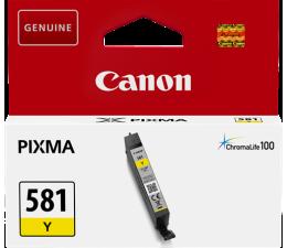 Tusz do drukarki Canon CLI-581Y Yellow 259 str.