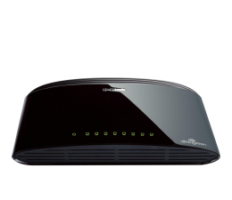 Switch D-Link  8p DES-1008D (8x10/100Mbit)