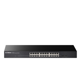 Switch Edimax 26p GS-1026 V2 (24x10/100/1000Mbit 2xSFP)